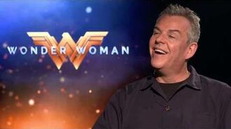 Wonder Woman Interview - Danny Huston