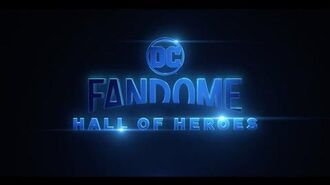 DC FanDome Hall of Heroes Main Trailer - August 22