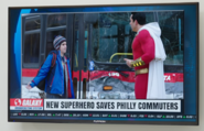 Shazam News Report