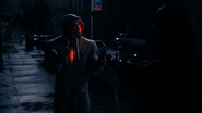 Cyborg on the street