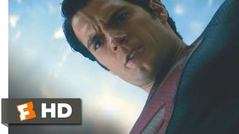Man of Steel - Either You Die or I Do Scene