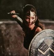 Justice League - Jolie Lennon as Amazonian Warrior