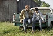 MoS - Jonathan Kent and Clark