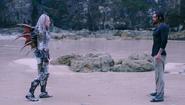 Aquaman with Atlanna