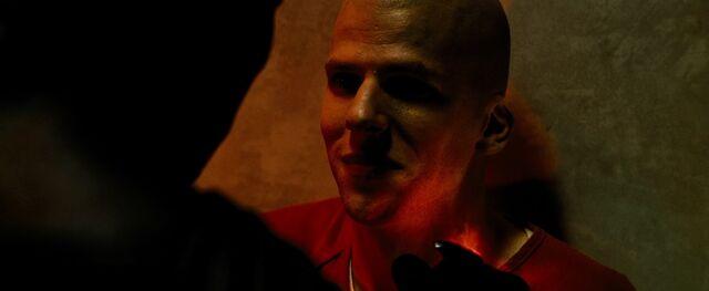File:Lex is threatened by Batman.jpg
