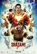 Shazam! CCXP poster