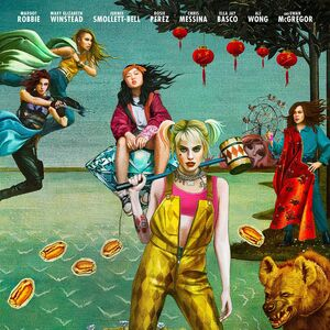 Birds Of Prey And The Fantabulous Emancipation Of One Harley Quinn Dc Extended Universe Wiki Fandom