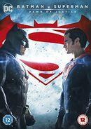 Batman vs Superman - Home Media - DVD