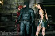Justice League - EW Promo image