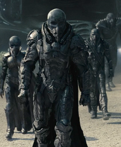 General Zod battle armor