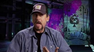 Suicide Squad- Director David Ayer Behind the Scenes Movie Interview