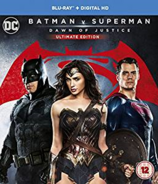 Batman vs Superman - Home Media - BluRay