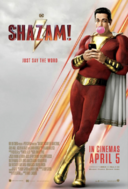 Shazam! theatrical poster