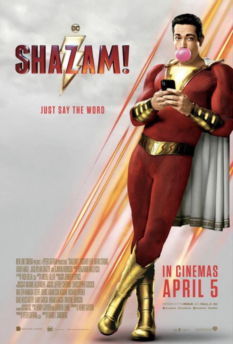 Shazam! | DC Extended Universe Wiki | FANDOM powered by Wikia