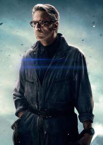 Alfred Pennyworth - Jeremy Irons - Batman v Superman - promo