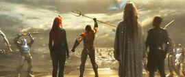 Aquaman becomes King 2