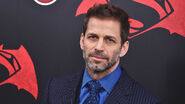 Zack Snyder at a premiere