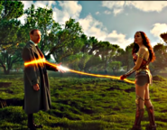 Ares manipulates the Lasso