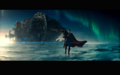 Superman pulls along a capsized ship.png