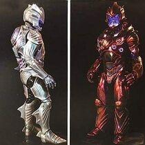 Atlantean Power Armor