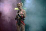 Birds of Prey - Harley Quinn in fog