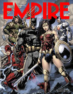 Empire's Justice League-Subscriber Cover