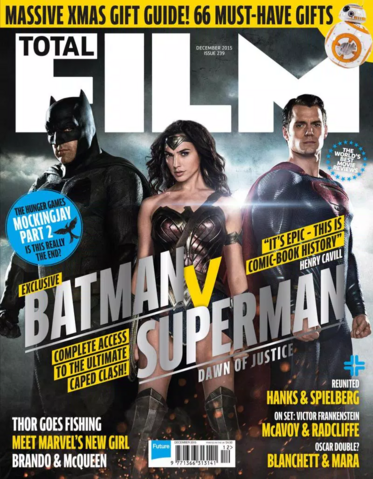 File:Total Film - Batman v Superman Dawn of Justice cover.png