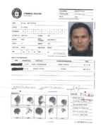 Christopher Weiss CIA criminal record