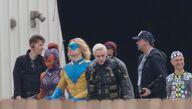 The Suicide Squad - set photo 4