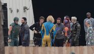 The Suicide Squad - set photo 1