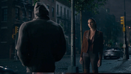 Justice League (2017) Wonder Woman recruits Cyborg