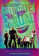 Suicide Squad Dutch Poster