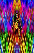 Retro WW84 OCTOBER POSTER