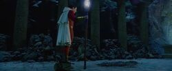 Shazam receives powers from wizard (2)