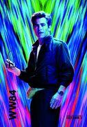 Steve Trevor - character poster (1984)