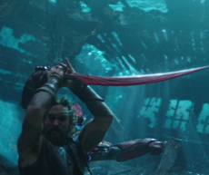 Atlantean Sword