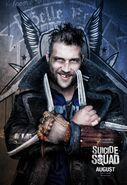 Suicide Squad - Poster - Captain Boomerang