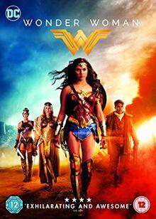 Wonder Woman - Home Media - DVD