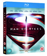 Man of Steel Blu-Ray Disk