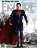 Empire - Man of Steel June 2013 variant cover - Superman 2