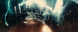 Doomsday's birthing pod