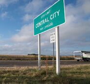 Central City-Sign - Snyder Vero