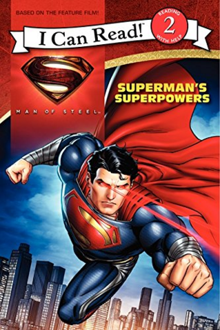 File:Man of Steel Superman's Superpowers (I Can Read Level 2) cover.png