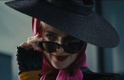 High Class Harley Quinn