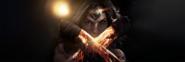 Wonder Woman long bracelets promo