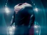 Superman's skinsuit