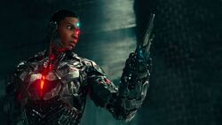 Cyborg (Arm Transformation)