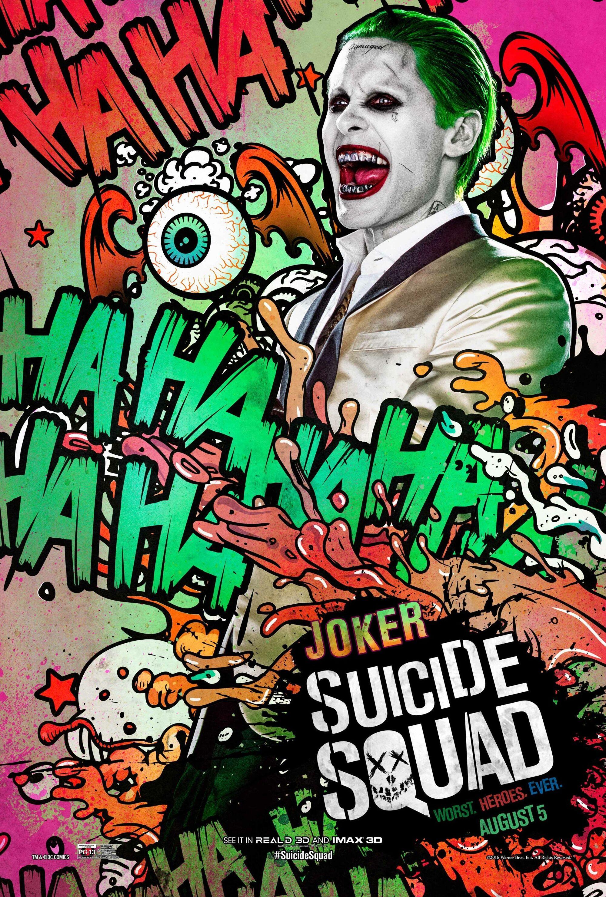 Joker DC Extended Universe Wiki FANDOM powered by Wikia