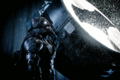 Batman looks up from the Batsignal.png