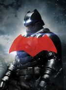 Batman v Superman Dawn of Justice - Batman character poster textless